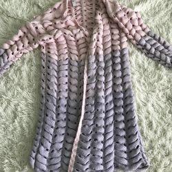 Tricotate manual cardigan