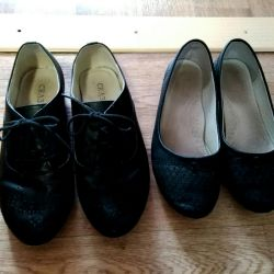 Footwear for the girl of river 34