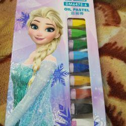 Creioane de culoare