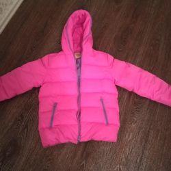 1, 40-1, 60 üzerinde aşağı yastıklı bir palto satıyorum.