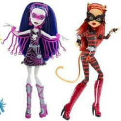 Super Heroes Monster High