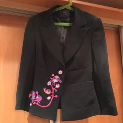 The jacket of the Belarusian company nelva