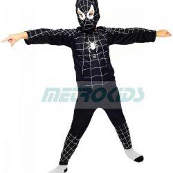 Carnival costume Black Spiderman 3