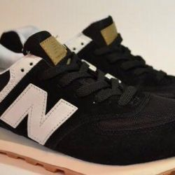 New hit sneakers New Balance 574 suede