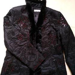 P48 sequin coat