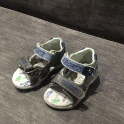 Sandalet spor