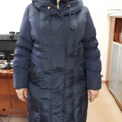 Down jacket for size 54-56 (used 3 times)