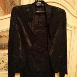Suit 44-46 size