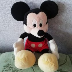Soft toy mickey