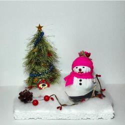 Winter crafts for kindergarten or school
