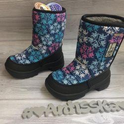 Cizme de cizme de iarnă (analogue kuoma) noi
