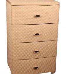 Dresser M4060 4 sections Pletenka beige wide