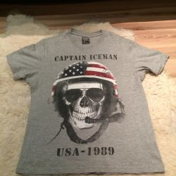 Новая футболка Terranova