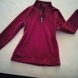 9-10 yaş arası kızlar için sweatshirt
