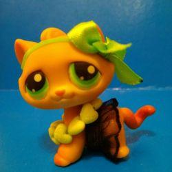 Little Pet Shop LPS Cat