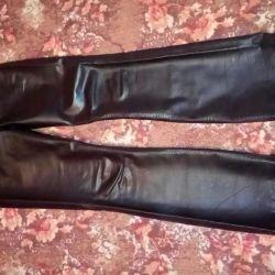 Δερμάτινα παντελόνια