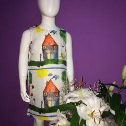 Жаккардовые платья