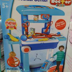 New game set Doctor