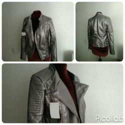 Jachetă din piele nouă