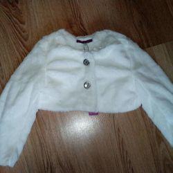Bolero, shirtfront, vest