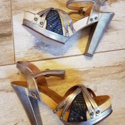 Sandals Biviel. 37 and 38.5