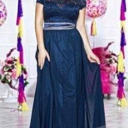 Вечернее платье 56