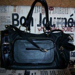 Kadın çantası, hakiki deri