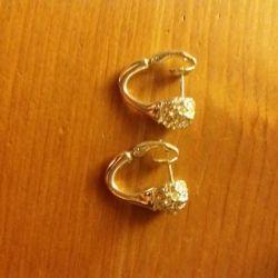 Earrings Colibra. Bijouterie