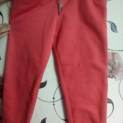 Sell ​​new warm pants for women