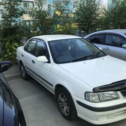 Сдам автомобиль Ниссан Санни 2002г.в с выкупом.