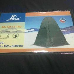 Tent tourist jovial Ct-7533 (shower, toilet,