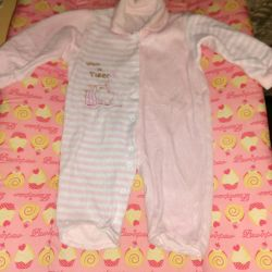 A set of clothes, size 62-68. Price for two things.