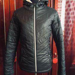 Jacket new. Firm xs-s Bershka