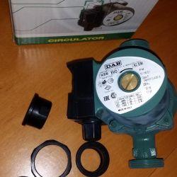 New warranty DAB 35/180; 55/180, warranty