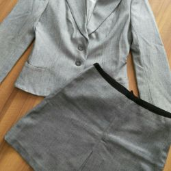 Σετ, κοστούμι, σακάκι + φούστα ή σορτς