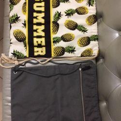 Τσάντα για δεύτερο παπούτσι