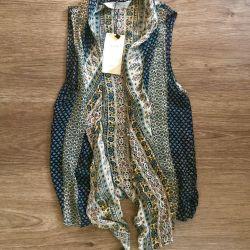 New top vest Bershka