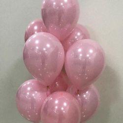 Супер-блискучі гелієві повітряні кульки