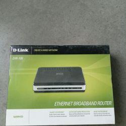 Router D-Link DIR-100