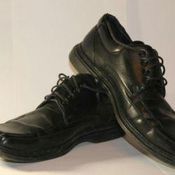 Чeрные туфли 43р