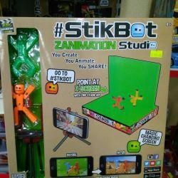 Stikbot studio zanimation
