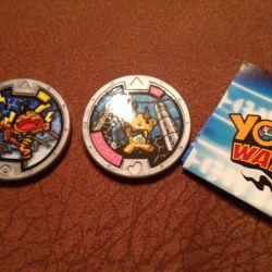 Medals Yo - Kai