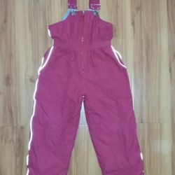 Overalls fall / spring