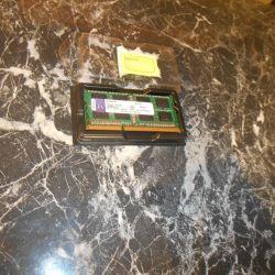 RAM for laptop DDRIII 4GB (10 days)