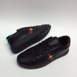Μαύρα Gucci γυναικεία αθλητικά παπούτσια