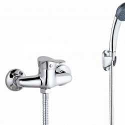 New shower mixer