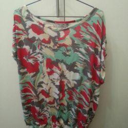 Bluza elastica, noua, dimensiune 54-58