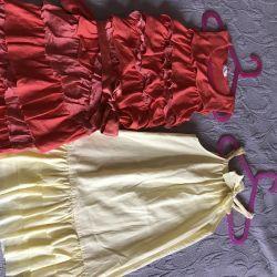 Dress, jacket, sundress 6-8 years, any set for