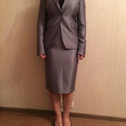 New three-piece suit original