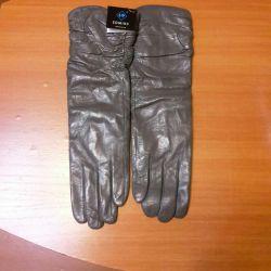 Δερμάτινα γάντια, καινούρια.
